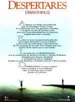 Постери: Фільм - Пробудження. Постер №3