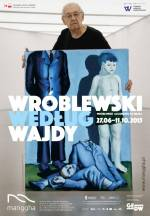 Постеры: Фильм - Врублевский глазами Вайды