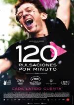Постеры: Фильм - 120 ударов в минуту - фото 2