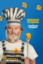 Постери: Брендан Ґлісон у фільмі: «Пригоди Паддінгтона 2»
