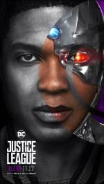 Постеры: Фильм - Лига справедливости - фото 39