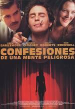 Постери: Джордж Клуні у фільмі: «Сповідь небезпечної людини»