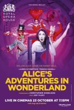 Фільм Пригоди Аліси в країні чудес - Постери