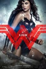 Постеры: Галь Гадот в фильме: «Бэтмен против Супермена: На заре справедливости»