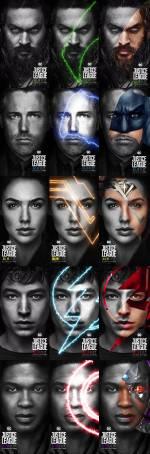 Постеры: Фильм - Лига справедливости - фото 57
