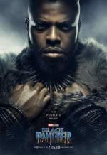 Постери: Стерлінг К. Браун у фільмі: «Чорна Пантера»