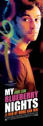 Постери: Джуд Лоу у фільмі: «Мої чорничні ночі»