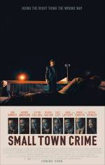 Фільм Злочин в маленькому місті - Постери