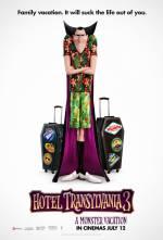 Постеры: Фильм - Монстры на каникулах 3 - фото 2