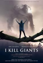 Постеры: Фильм - Я убиваю великанов - фото 3