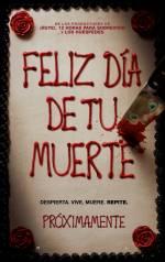 Постери: Фільм - Щасливий день смерті. Постер №4
