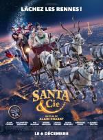 Постери: Ален Шаба у фільмі: «Санта i компанiя»