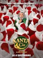 Постери: Фільм - Санта i компанiя. Постер №2