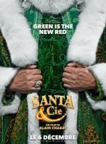 Постери: Фільм - Санта i компанiя. Постер №3