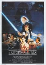 Постери: Марк Хемілл у фільмі: «Зоряні війни: Епізод VI - Повернення Джедая»