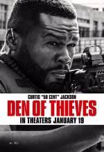 Постери: Кертіс Джексон у фільмі: «Злодії»