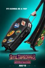 Постеры: Фильм - Монстры на каникулах 3 - фото 9