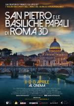 Фільм Собор Святого Петра і Патріарші базиліки Рима в 3D - Постери
