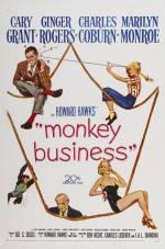 Постери: Мерилін Монро у фільмі: «Мавпячі витівки»