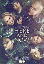 Постери: Голлі Гантер у фільмі: «Тут і зараз»
