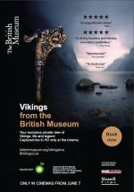 Фильм Викинги в Британском музее - Постеры