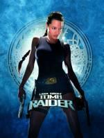 Постери: Анджеліна Джолі у фільмі: «Лара Крофт: Розкрадачка гробниць»