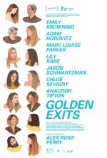 Фільм Золоті виходи - Постери