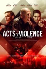 Фильм Акты насилия - Постеры