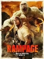 Постери: Фільм - Ремпейдж - фото 9