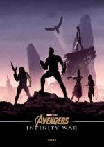 Постеры: Фильм - Мстители: Война Бесконечности. Постер №63
