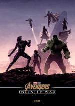 Постеры: Фильм - Мстители: Война Бесконечности. Постер №64
