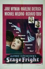 Постеры: Фильм - Страх сцены. Постер №5