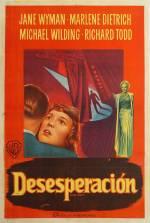 Постеры: Фильм - Страх сцены. Постер №11