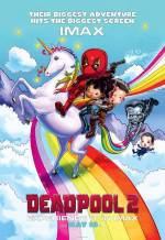 Постеры: Фильм - Дэдпул 2 - фото 16