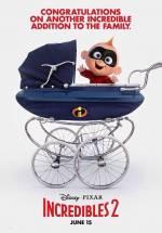 Постери: Фільм - Суперсімейка 2 - фото 23