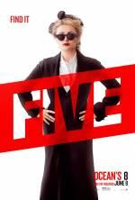 Постеры: Фильм - 8 подруг Оушена - фото 9