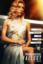 Постери: Ванесса Кірбі у фільмі: «Місія Неможлива: Фолаут»