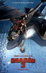 Постеры: Фильм - Как приручить дракона 3: Скрытый мир - фото 3