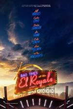 Постеры: Фильм - Плохие времена в «Эль Рояле» - фото 11