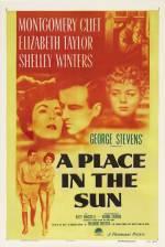 Постеры: Фильм - Место под солнцем. Постер №4