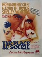 Постеры: Фильм - Место под солнцем. Постер №5