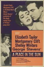 Постеры: Фильм - Место под солнцем. Постер №6