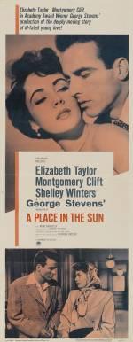 Постеры: Фильм - Место под солнцем. Постер №8