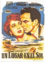 Постеры: Фильм - Место под солнцем. Постер №9