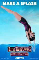 Постеры: Фильм - Монстры на каникулах 3 - фото 13