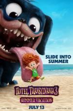 Постеры: Фильм - Монстры на каникулах 3 - фото 14