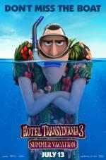 Постеры: Фильм - Монстры на каникулах 3 - фото 15