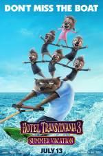 Постеры: Фильм - Монстры на каникулах 3 - фото 16