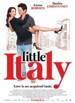 Постери: Фільм - Маленька Італія. Постер №2