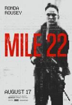 Постери: Фільм - 22 милі. Постер №2